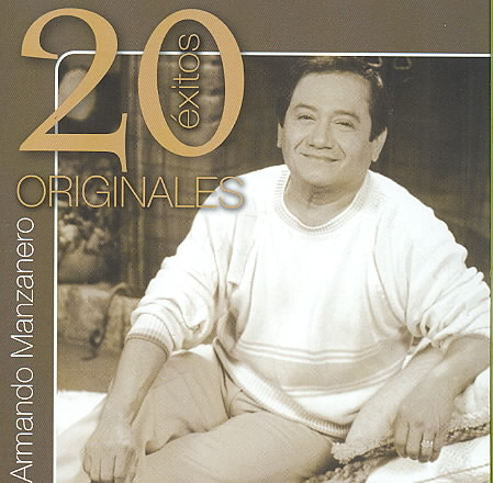 20 EXITOS ORIGINALES BY MANZANERO,ARMANDO (CD)