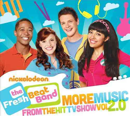 FRESH BEAT BAND V2.0:MORE MUSIC FROM BY FRESH BEAT BAND (CD)